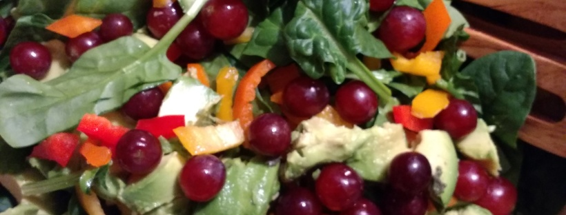 dieetadvies Oirschot, salade met fruit